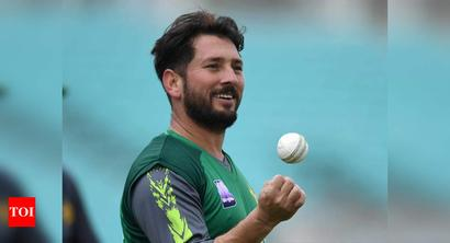 Googly will be my most important weapon in England: Yasir Shah