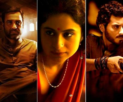 Abhay, Family Man, Mirzapur, Made In Heaven, Inside Edge coming up!