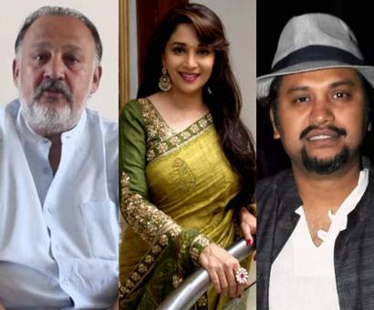 Alok Nath accused in #MeToo: Madhuri reacts