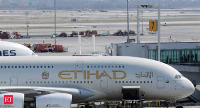 Etihad Airways to operate special flights from six Indian cities to Abu Dhabi between July 12-26