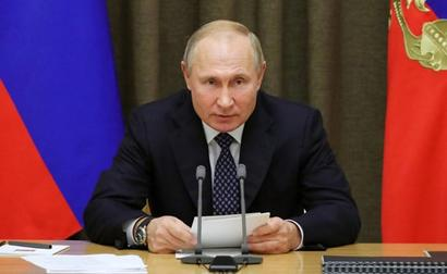 Russian Government Resigns As Putin Pitches Constitution Changes: Report