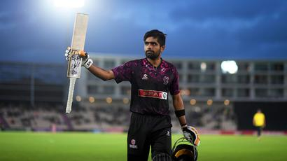 Babar Azam to rejoin Somerset for five-week overseas stint