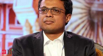 Sachin Bansal bets Flipkart fortune on banking services