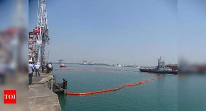 Mangaluru: Coast Guard conduct pollution response exercise