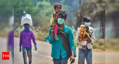 DMs to ensure that stranded migrants get food and shelter: MHA