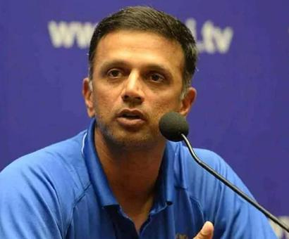 Dravid Says Non-Contracted, U-19 Players Received Mental Health Lessons