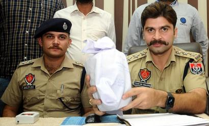 UP man held with 1.5kg opium in Patiala