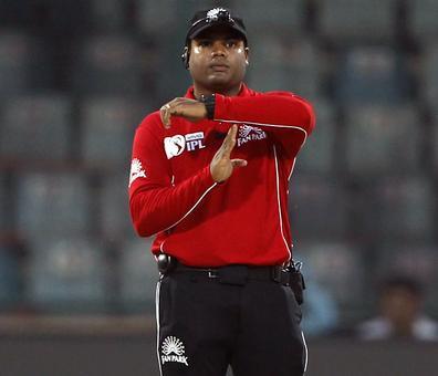India's Menon youngest umpire to enter ICC Elite Panel
