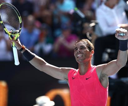 Aus Open: Nadal, Thiem cruise; Sharapova, Konta lose at first hurdle