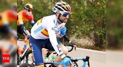 Former cycling world champ Valverde aiming for postponed Tokyo Games