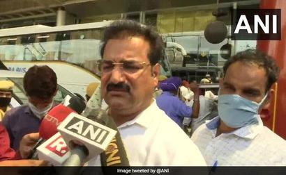 Rajasthan Transport Minister At Probe Agency ED After Father Gets Notice