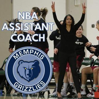 Memphis Grizzlies add Indian-American woman to coaching team