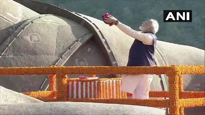 'Article 370 a wall that has been demolished': PM says Sardar Vallabhbhai Patel inspiration behind abrogation of special status