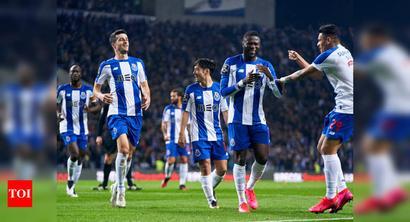 Top of table Porto main event in Primeira Liga restart