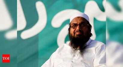Pak court transfers 2 terror financing cases against Saeed to Lahore