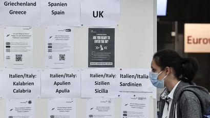 France, Italy, Spain see startling coronavirus hits to economies