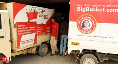 BigBasket, others to resume delivery services in the capital