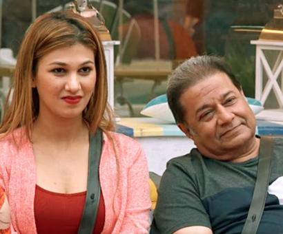 Are Jasleen Matharu and Anup Jalota in a PLATONIC relationship?