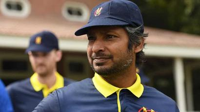 Playing under ICC guidelines will look weird and off-putting: Sangakkara