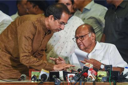 NPR Drives Another Wedge Among Maha Allies as Uddhav Approves Exercise in Snub to NCP, Congress