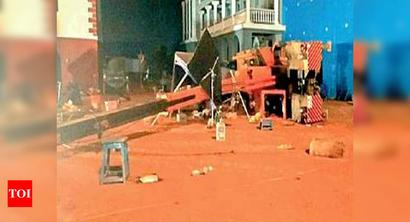 Chennai: 3 dead, 9 hurt in crane crash during Kamal Hassan's 'Indian 2' shooting