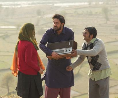 Tere Bin Laden actor Pradhuman Singh-starrer 2 BAND RADIO World Premiere at UK Asian Film Festival!