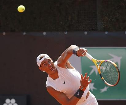 Rafael Nadal Concerned About Spectators At French Open