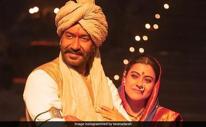 'Tanhaji' Box Office: Ajay Devgn's Film Is Unstoppable With Rs 212 Crore