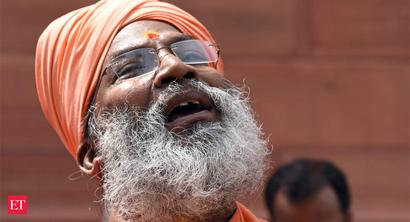 BJP MP Sakshi Maharaj gets call from Pakistani number, threatening to blow him up