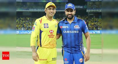 MS Dhoni's Chennai to play Rohit Sharma's Mumbai in IPL opener