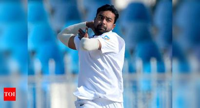 1st Test: Abu Jayed reprimanded for breaching code of conduct