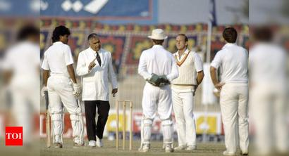 Five great England-Pakistan flare-ups