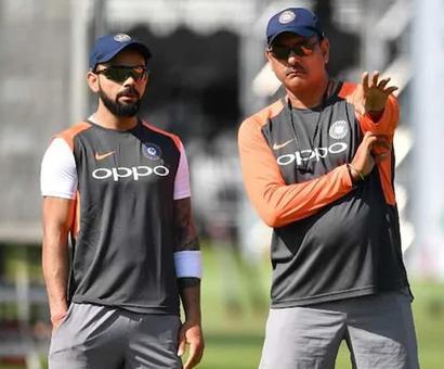 BCCI To Back Virat Kohli, Ravi Shastri On Keeping 5-Day Tests: Report