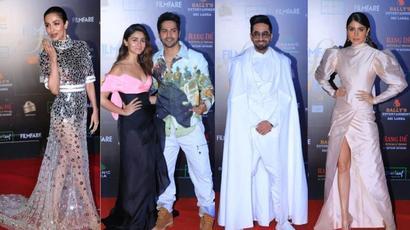 Filmfare Glamour and Style Awards 2019: Alia Bhatt, Anushka Sharma win the red carpet....