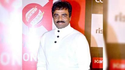 Kannada actor-producer Rockline Venkatesh hospitalized