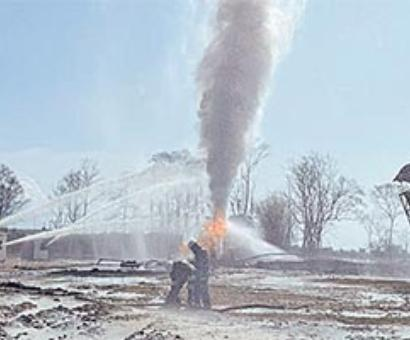 Baghjan blowout site cleared for dousing fire
