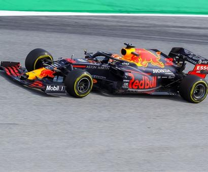 Verstappen On Top As Hamilton's Struggles Continue At Styrian GP