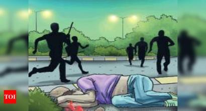 Bihar: 4 cops hurt in Vaishali mob attack