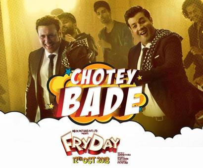 Fryday`s Chotey Bade Song OUT Now!