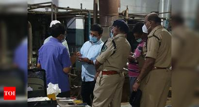Vizag: 2 dead, 4 fall sick after gas leak at plant
