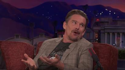 Ethan Hawke hated the Independence Day script so much he threw it out of his car