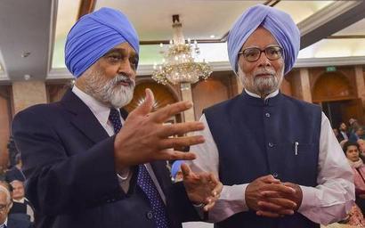 Narendra Modi government in denial of slowdown: Manmohan Singh