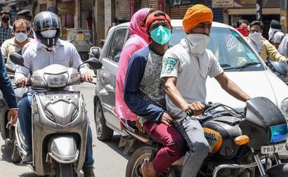 50 Degrees In Rajasthan's Churu, Red Heat Alert In North India, Vidarbha