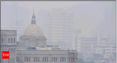 AQI dips, but Lko still breathes 'very poor' air