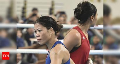 'I did not start this': Mary Kom fumes at Nikhat Zareen after bout