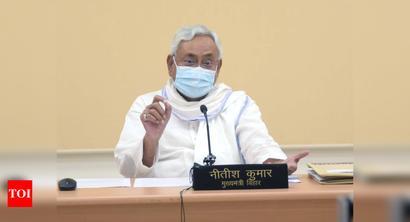 Whatever happened with Patna SP Vinay Tiwari in Mumbai is not right: Bihar CM Nitish Kumar