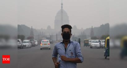 Delhiites lose 9 years' life due to pollution