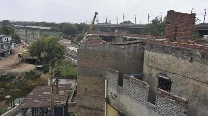 ASI dead, constable hurt after portion of building collapses in north Delhi