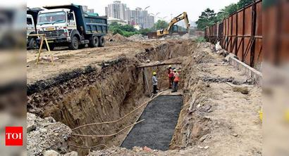 Noida: Water supply hit in 7X sectors, disruption likely for two weeks
