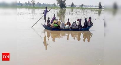 Flood situation worsens in Bihar, Assam's toll at 129
